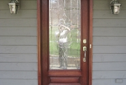 Steel, Fiberglass, & Wood Entry Doors